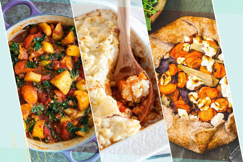 34 Recipes that Celebrate Fall Vegetables