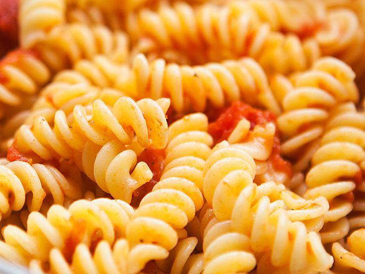 Buttery Tomato Pasta Recipe