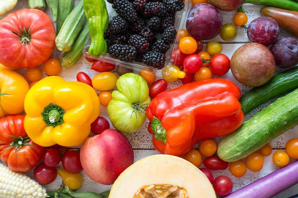 August Seasonal Produce Guide