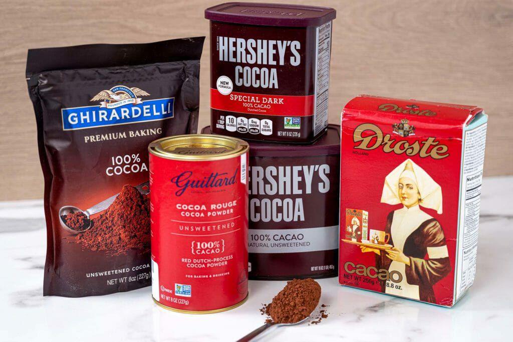 Favorite cocoa