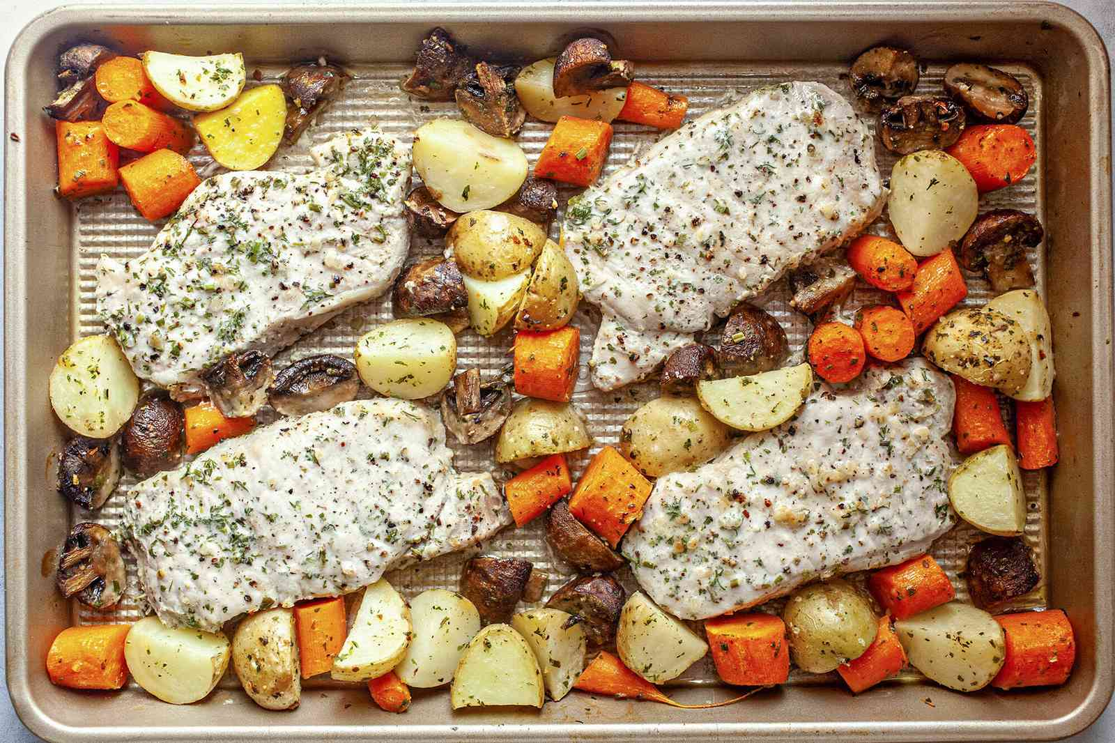 Baked Ranch Pork Chop Recipe