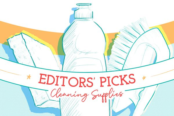 Editors Picks Kitchen Cleaning Supplies Guide