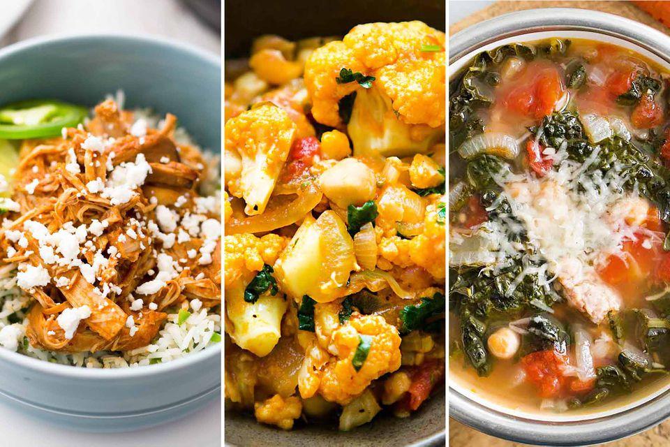 December Meal Plan Wk 4