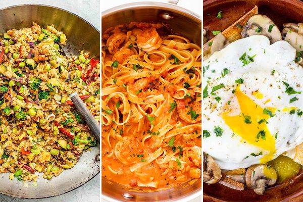Meal Plan for October Wk 2