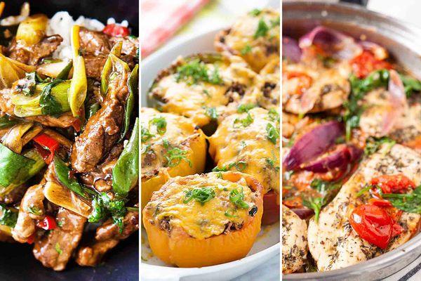 May Week 2 Meal Plan