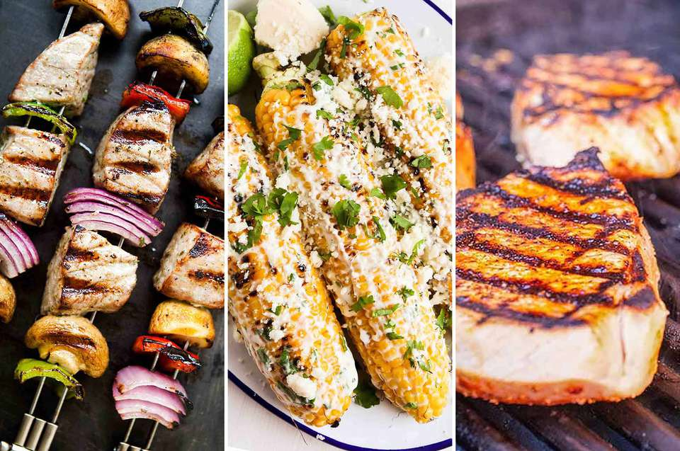 4th of July Grilling Recipes