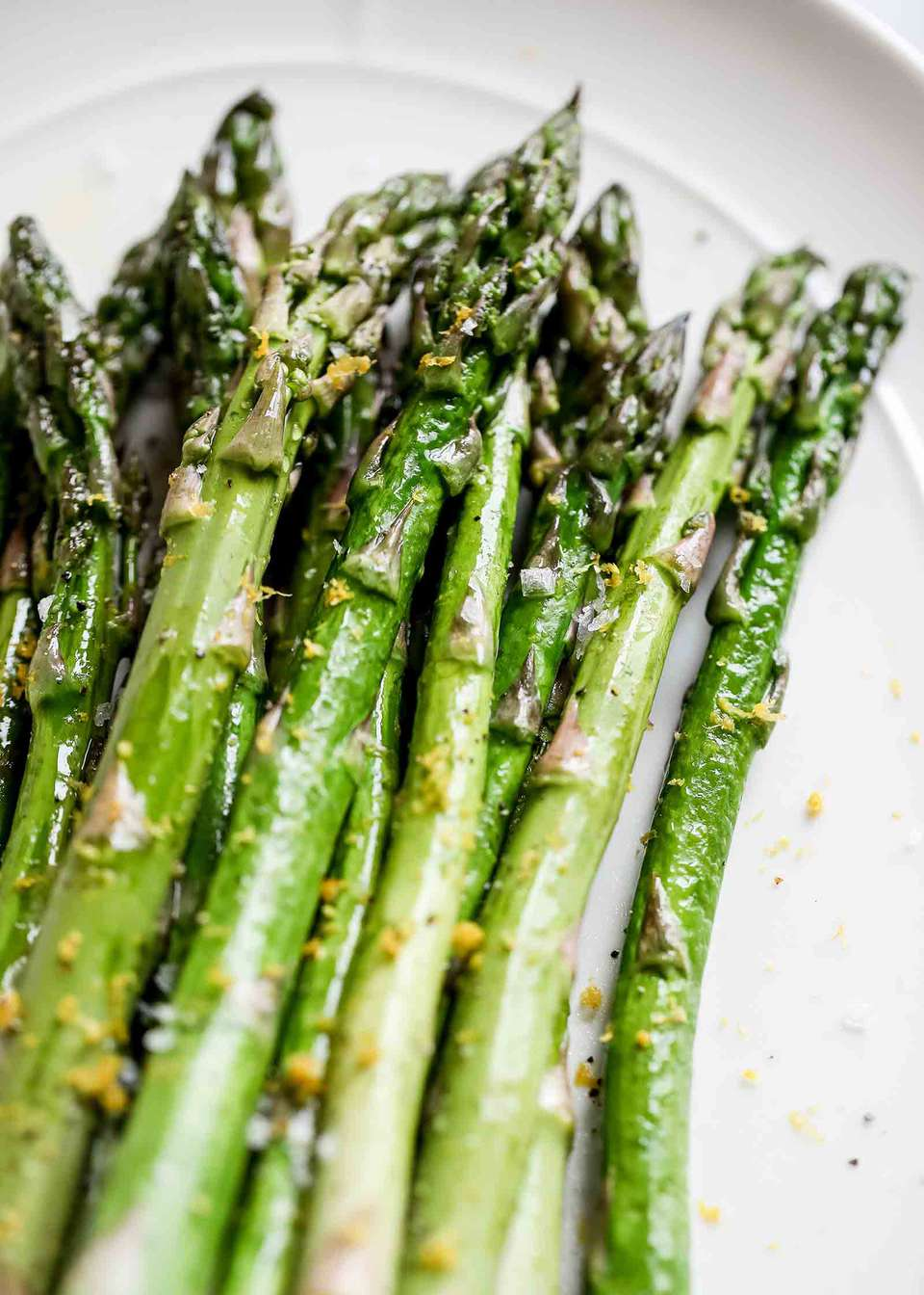 How to Sous Vide Asparagus