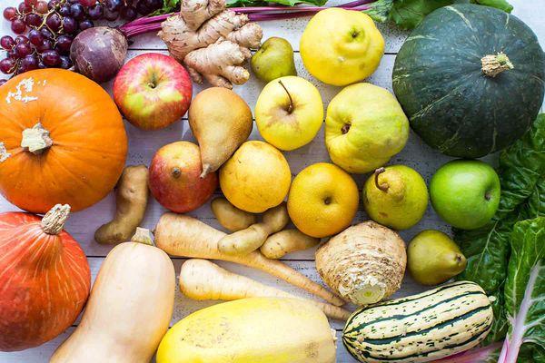 Seasonal Produce Guide- October