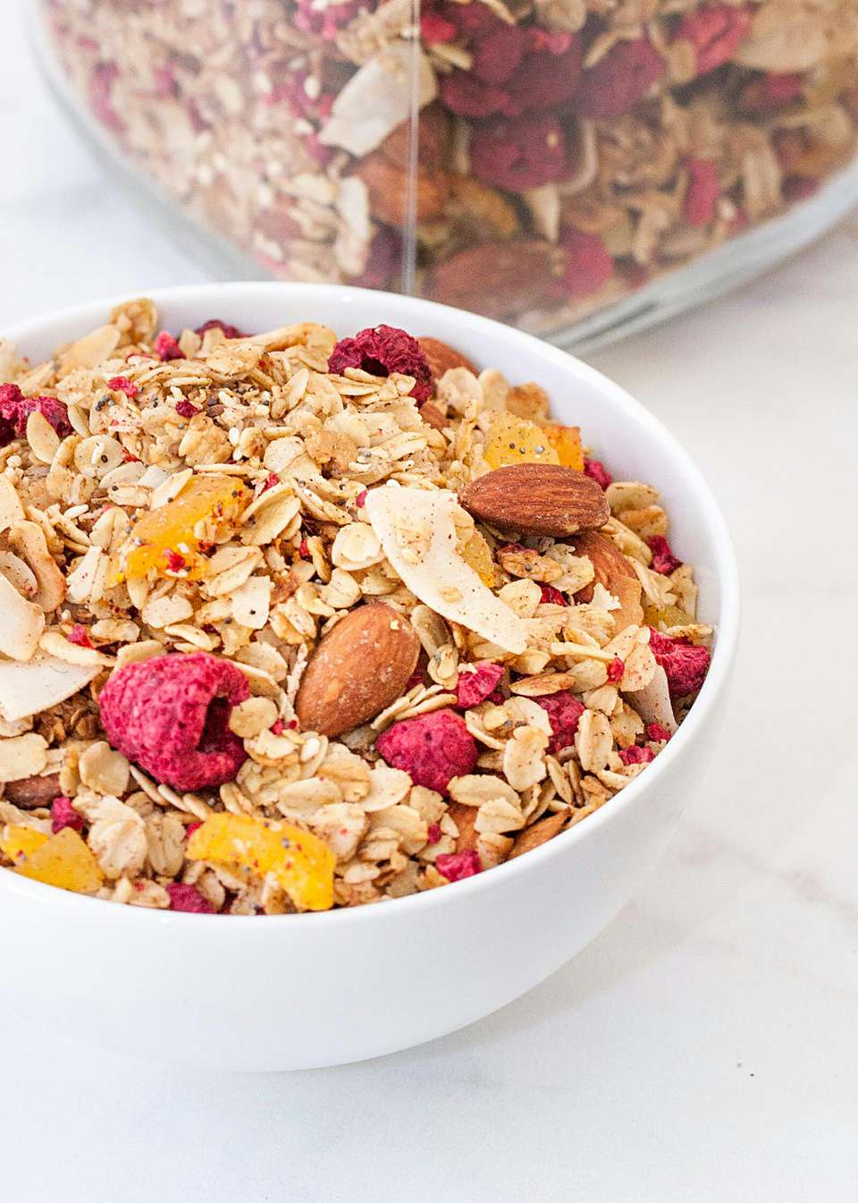 Homemade Granola in the Slow Cooker