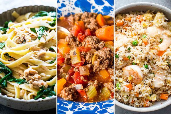 10 Easy Dinners Made with Pantry Staples