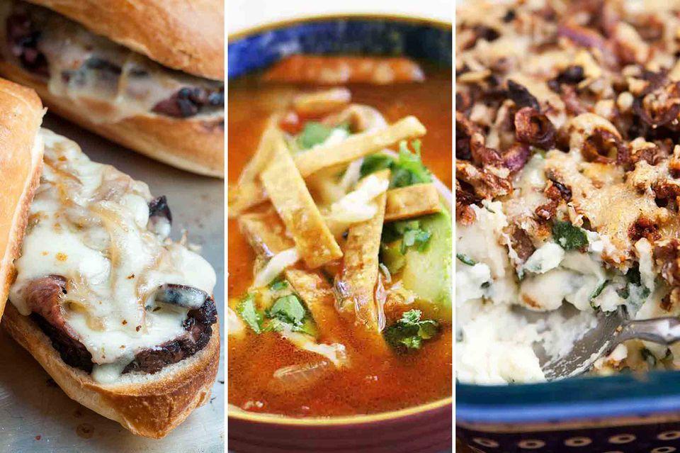 Meal Plan for April Week 2