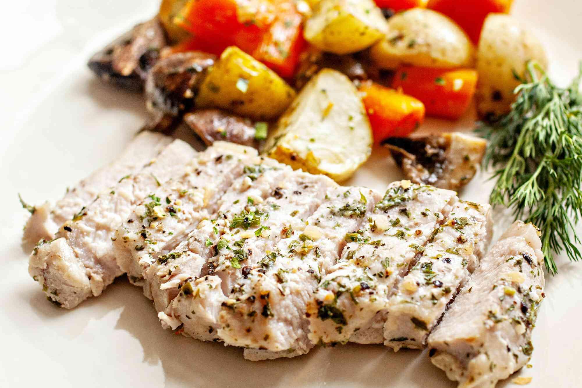Ranch Pork Chop Recipe