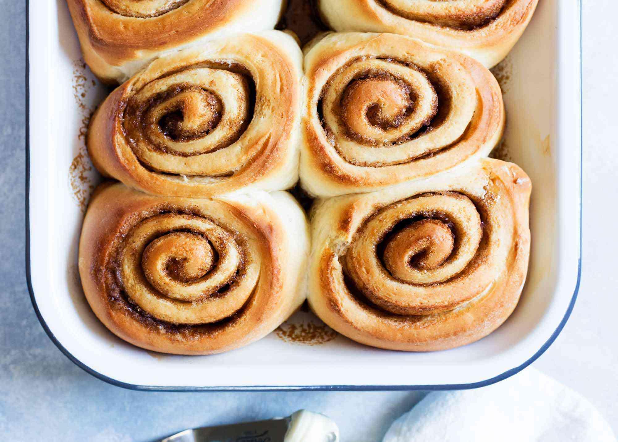 Bakery Style Cinnamon Roll