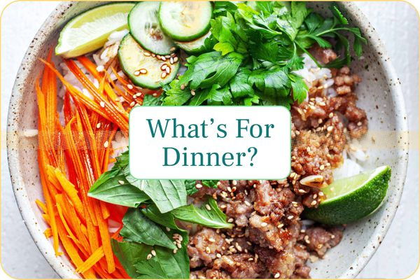 5 Healthy Meals for Busy Weeknights