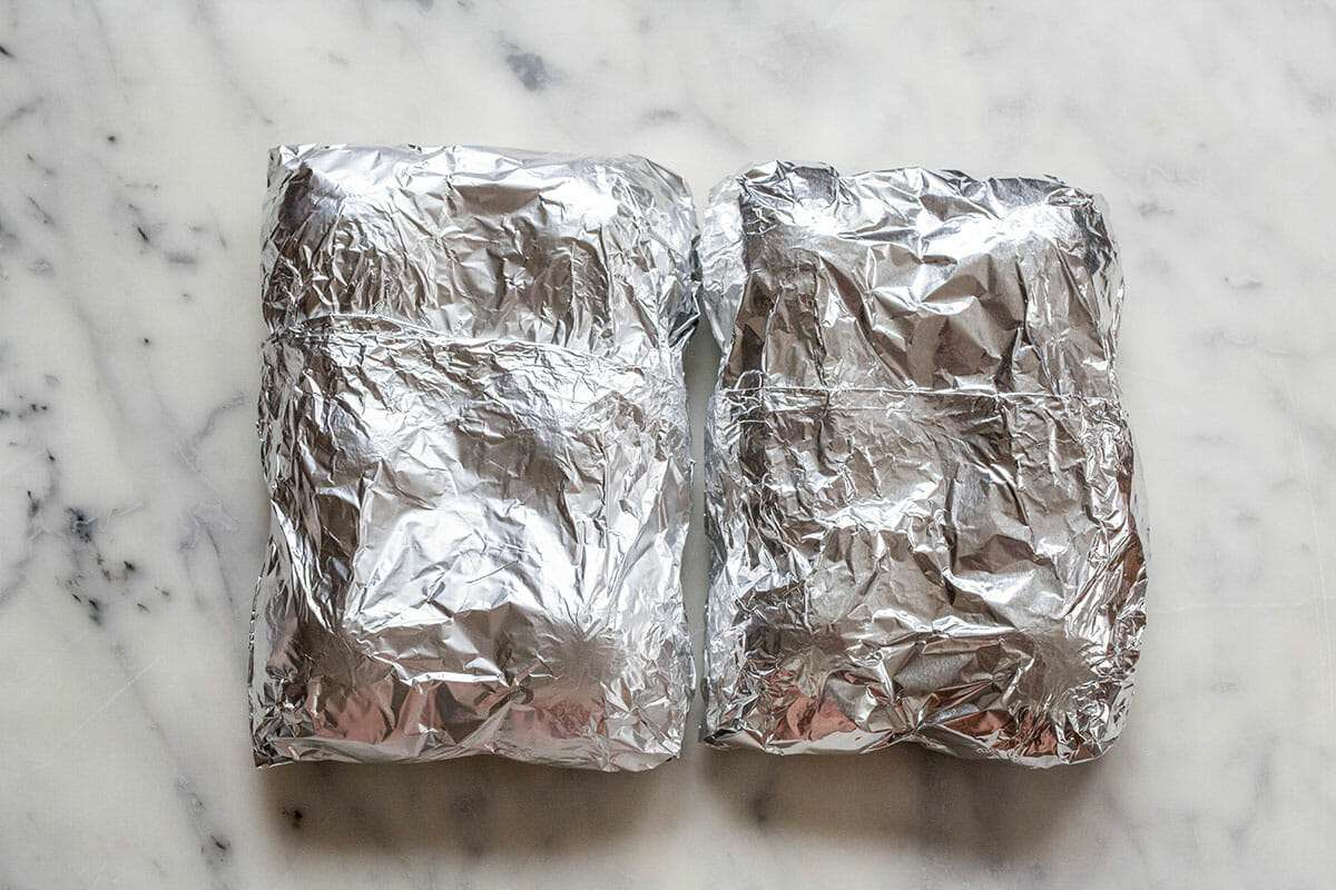 How to Make Dinner Rolls Ahead wrap the rolls