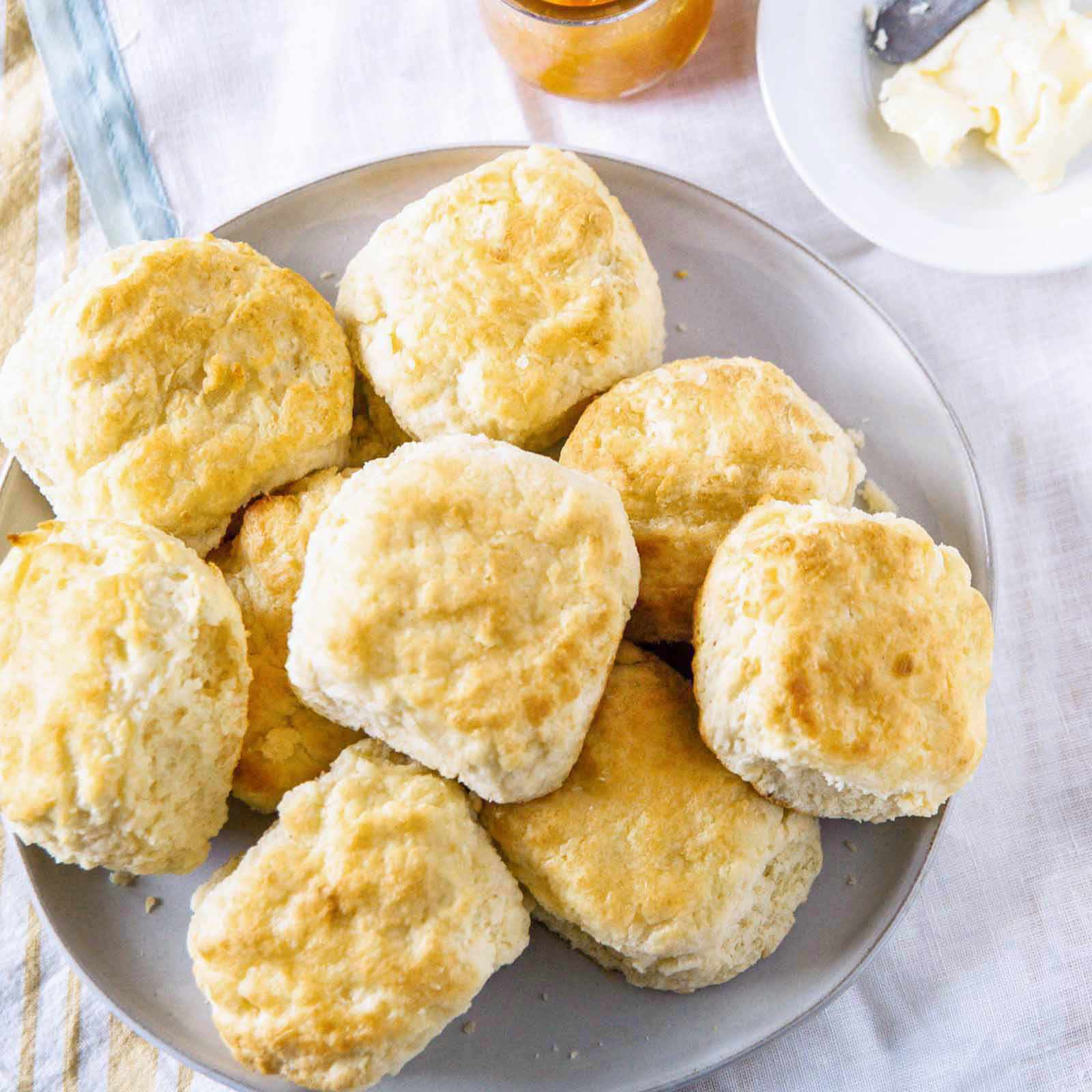 Southern Biscuits with White Lily Flour
