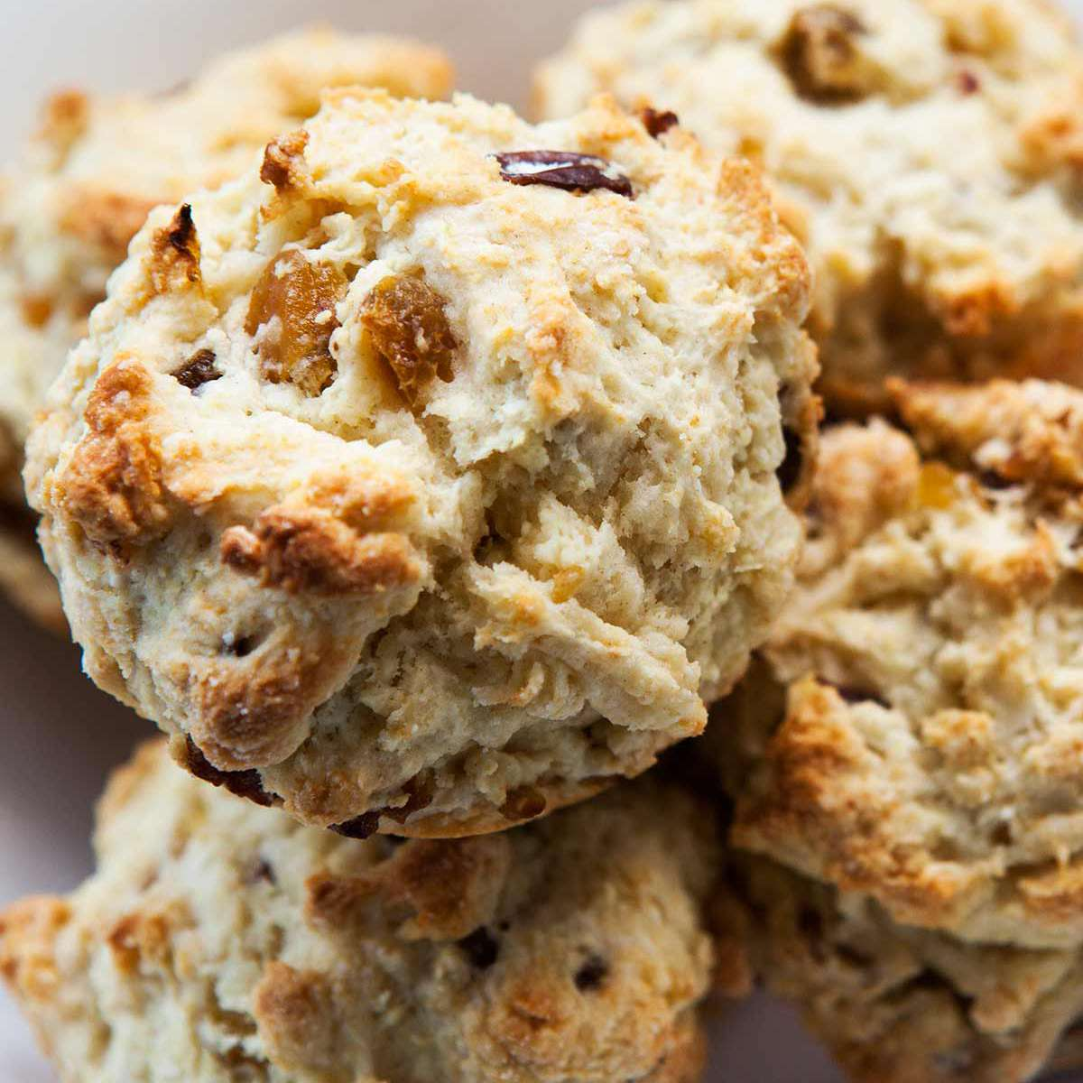 Soda Bread Biscuits