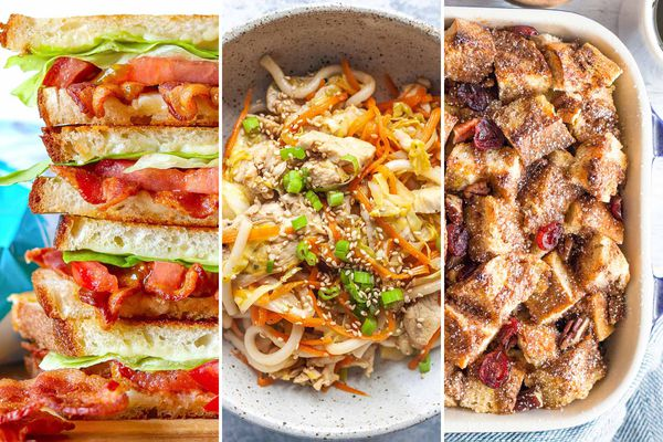 13 Meals to Feed a House full of Guests