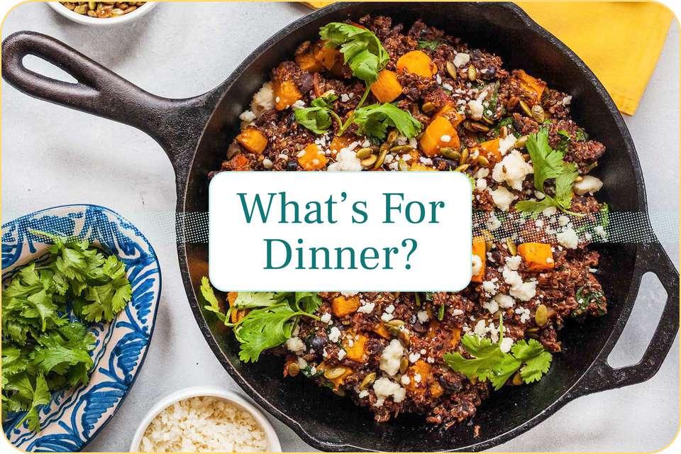 September Meal Plan Week 3