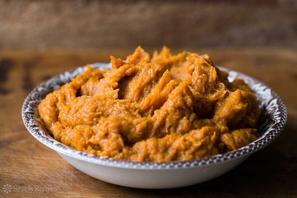 Holiday Spiced Sweet Potatoes