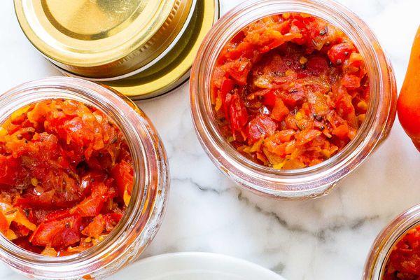 Easy Tomato Jam Recipe