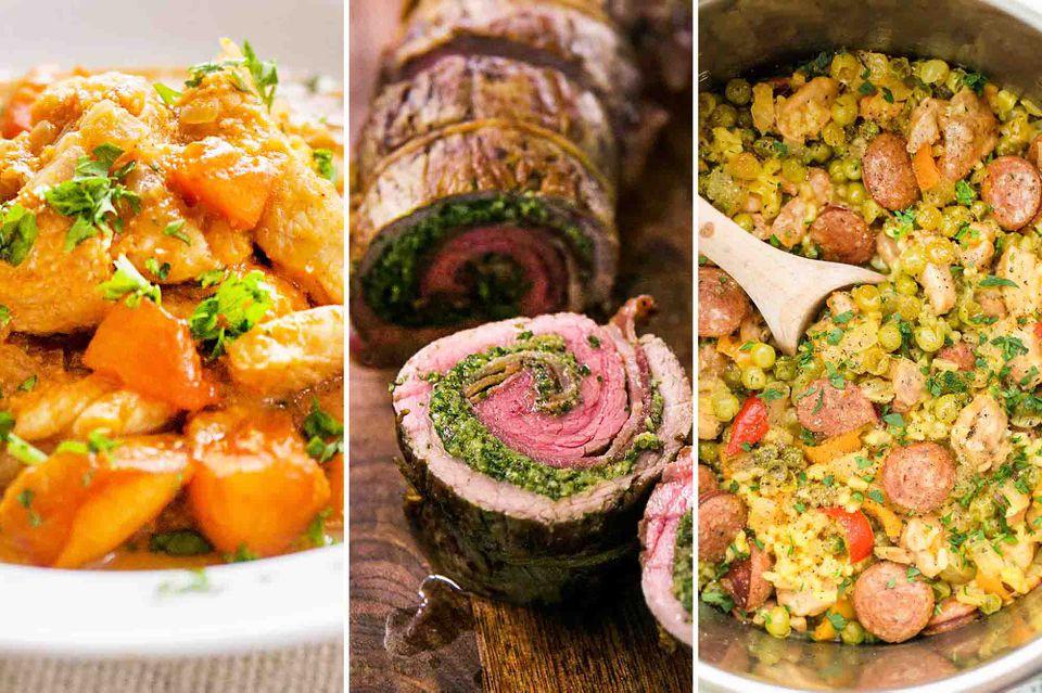 April Week 2 Meal Plan