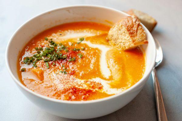 Best Carrot Soup Recipe
