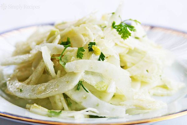 Shaved Fennel Salad