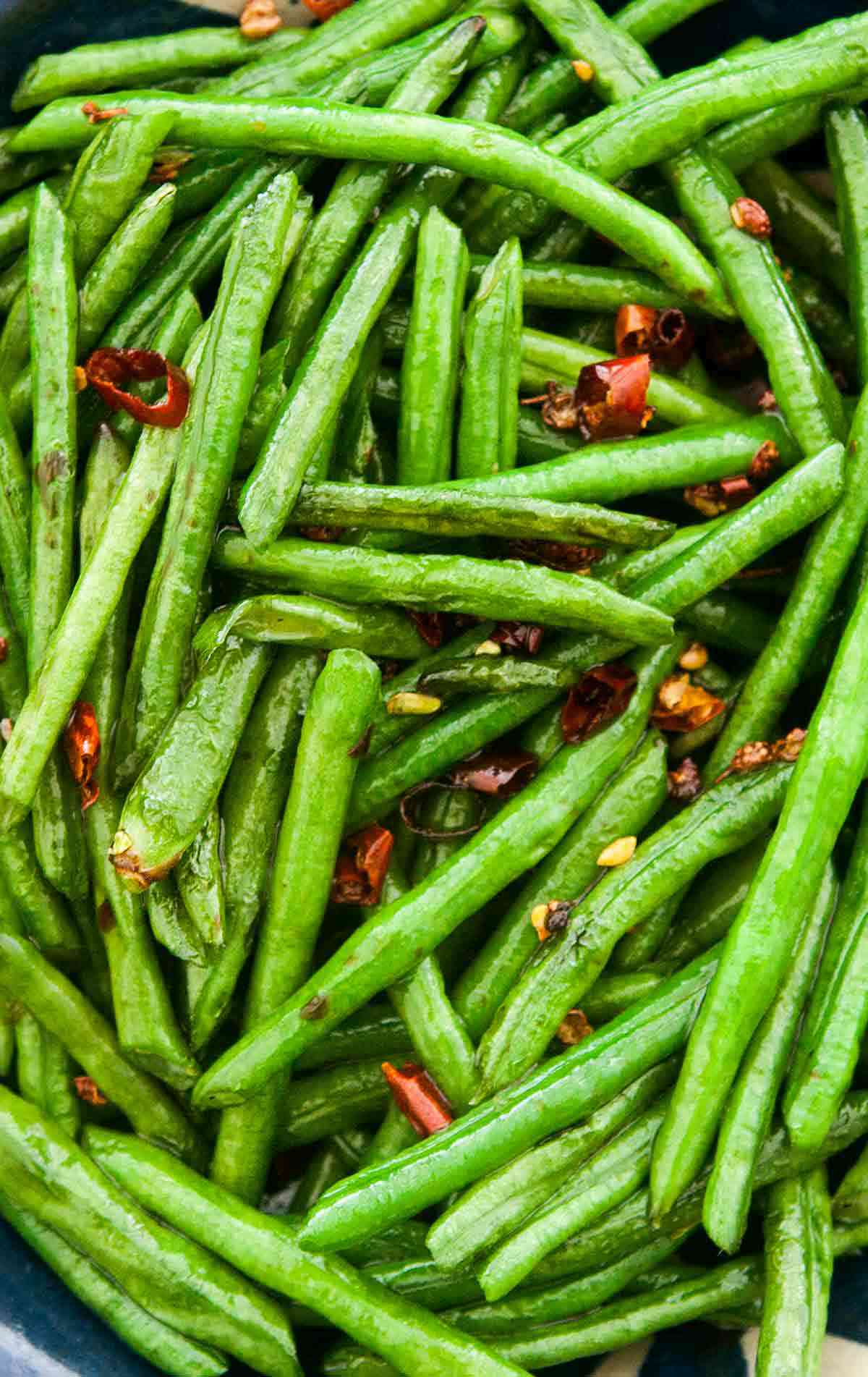 Chinese Long Beans Recipe