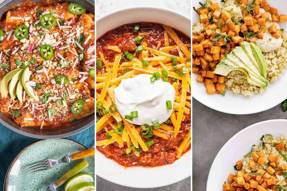Simply Recipes 2019 Meal Plan: September Week 3