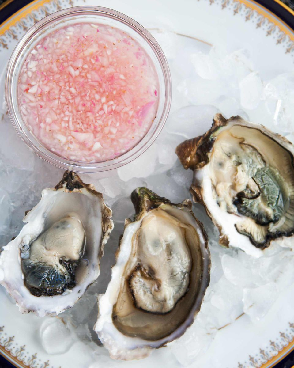 Mignonette Sauce for Oysters
