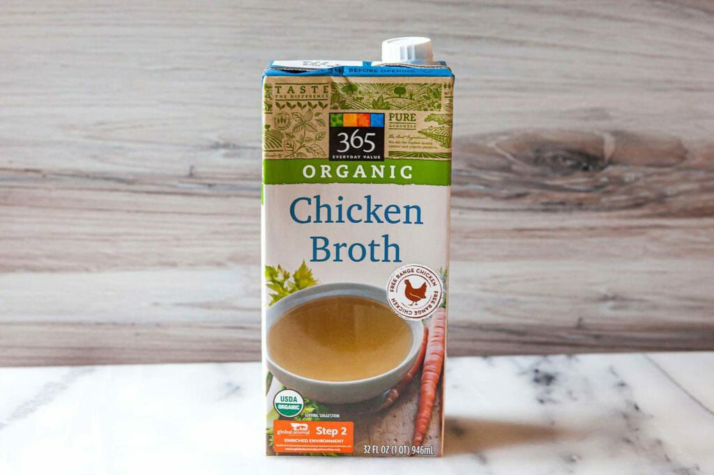 Whole Foods 365 Organic Chicken Broth review