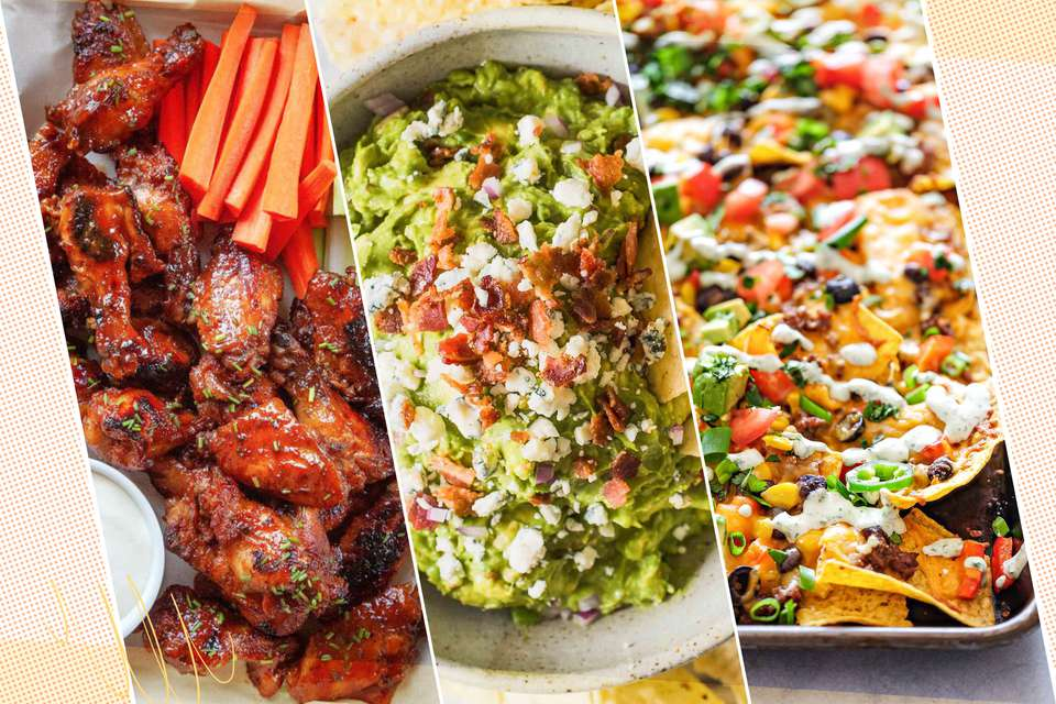14 Game Day Recipes Perfect for Hosting a Crowd