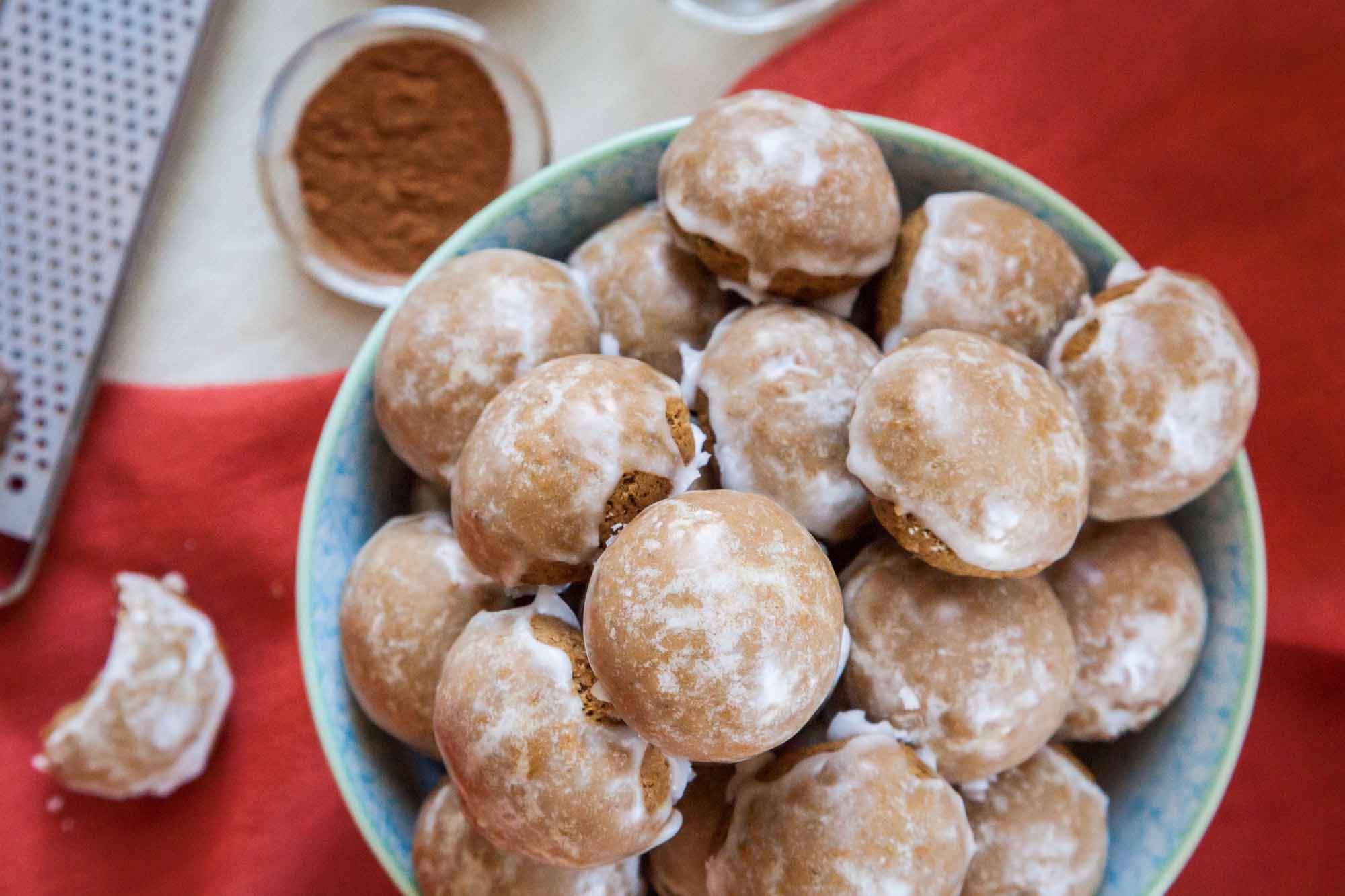 Pfeffernüsse Spice Cookies