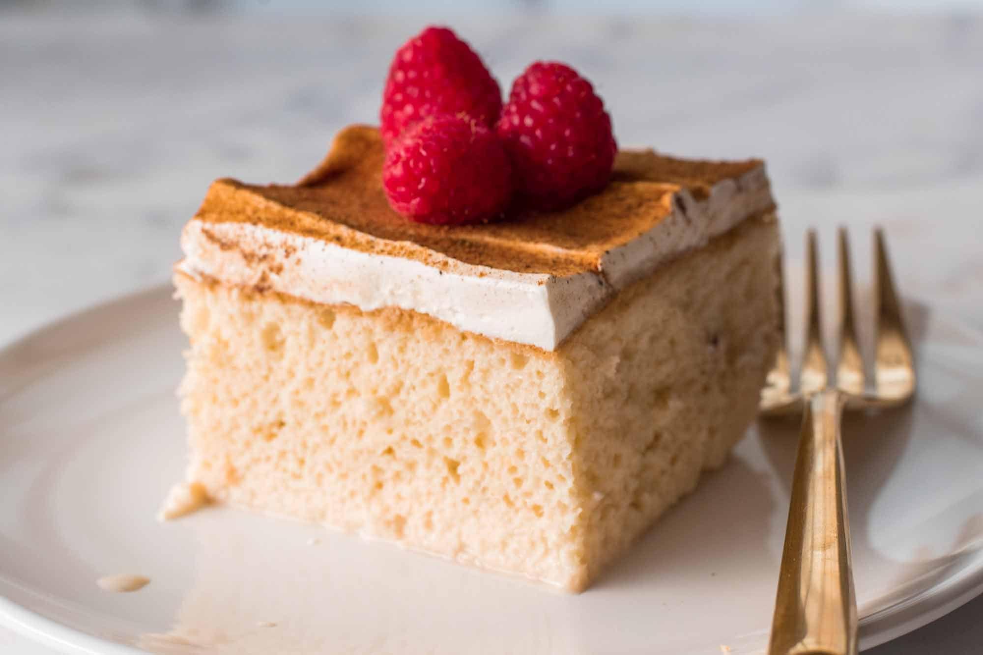 Authentic Tres Leches Cake Recipe