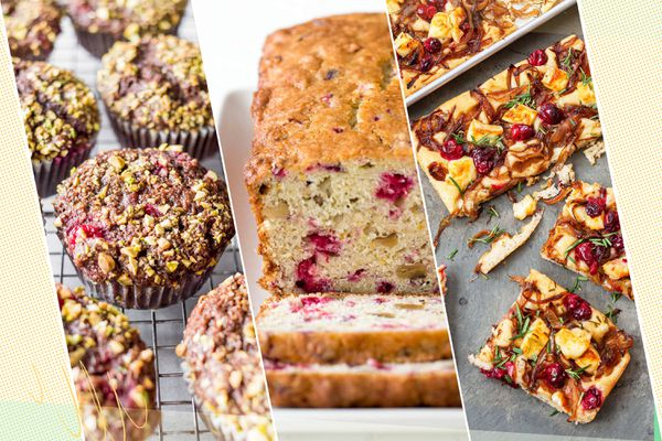 Cranberry recipes that go beyond saucee