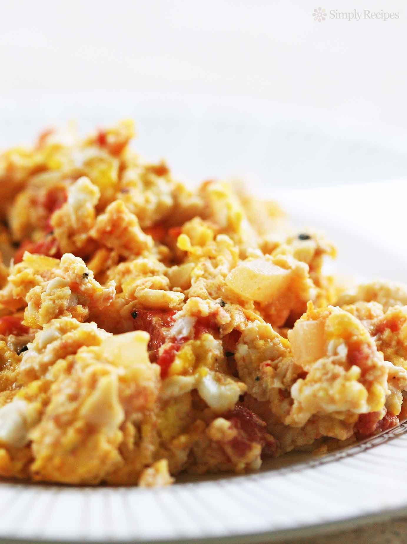 Huevos Mexicana