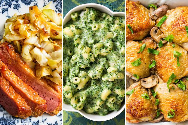 Meal Plan for March Week 2