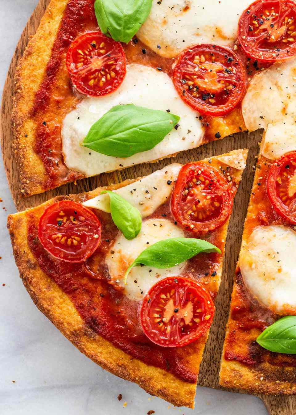 How to Make Pizza with Cauliflower Crust
