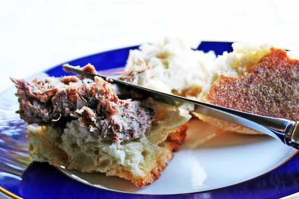 Oxtail Pate