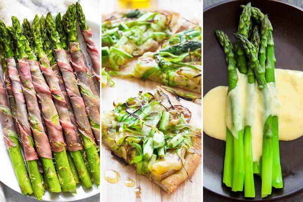 Asparagus Recipes for Spring