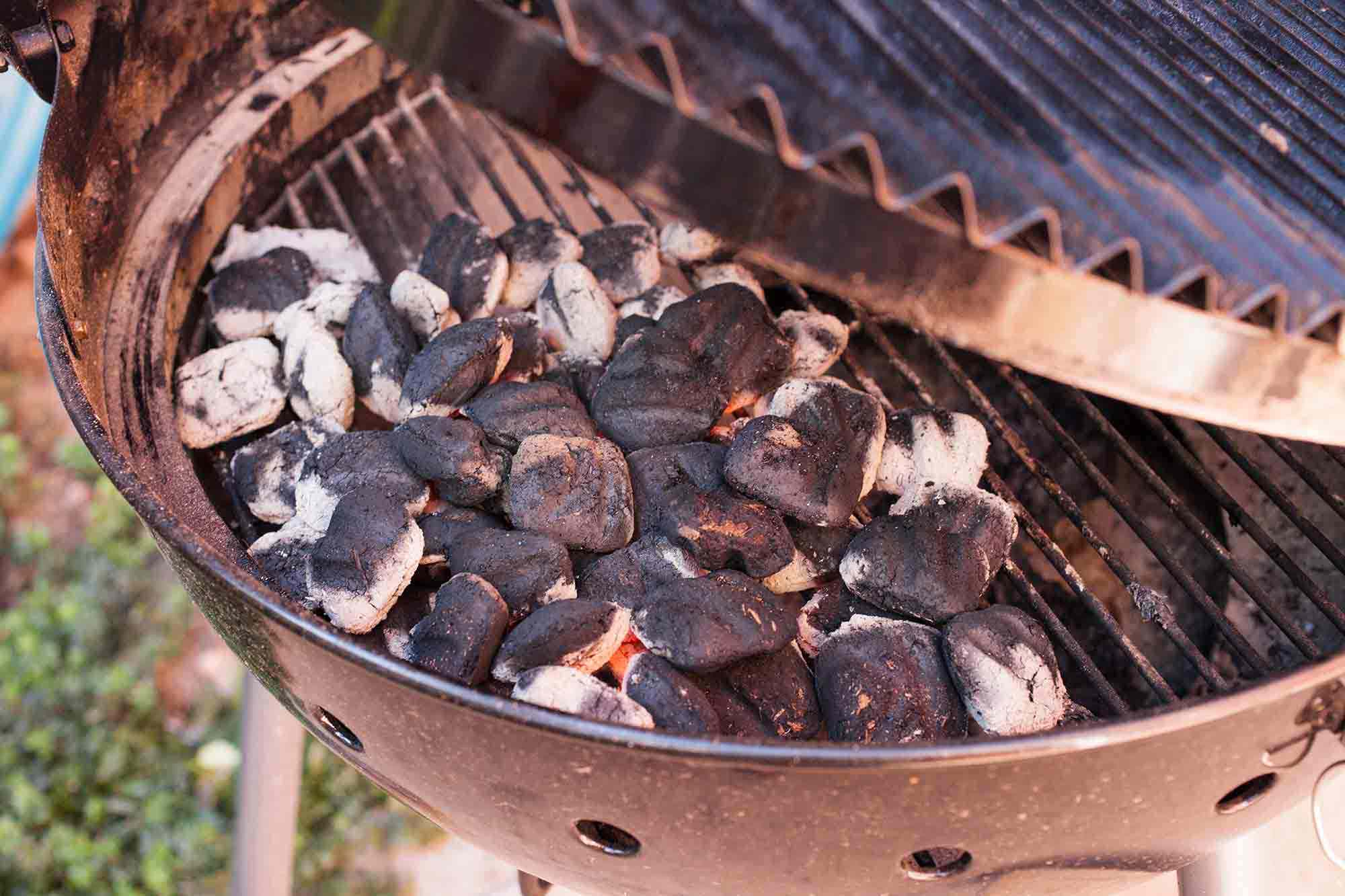 How to grill steak recipe get the grill hot