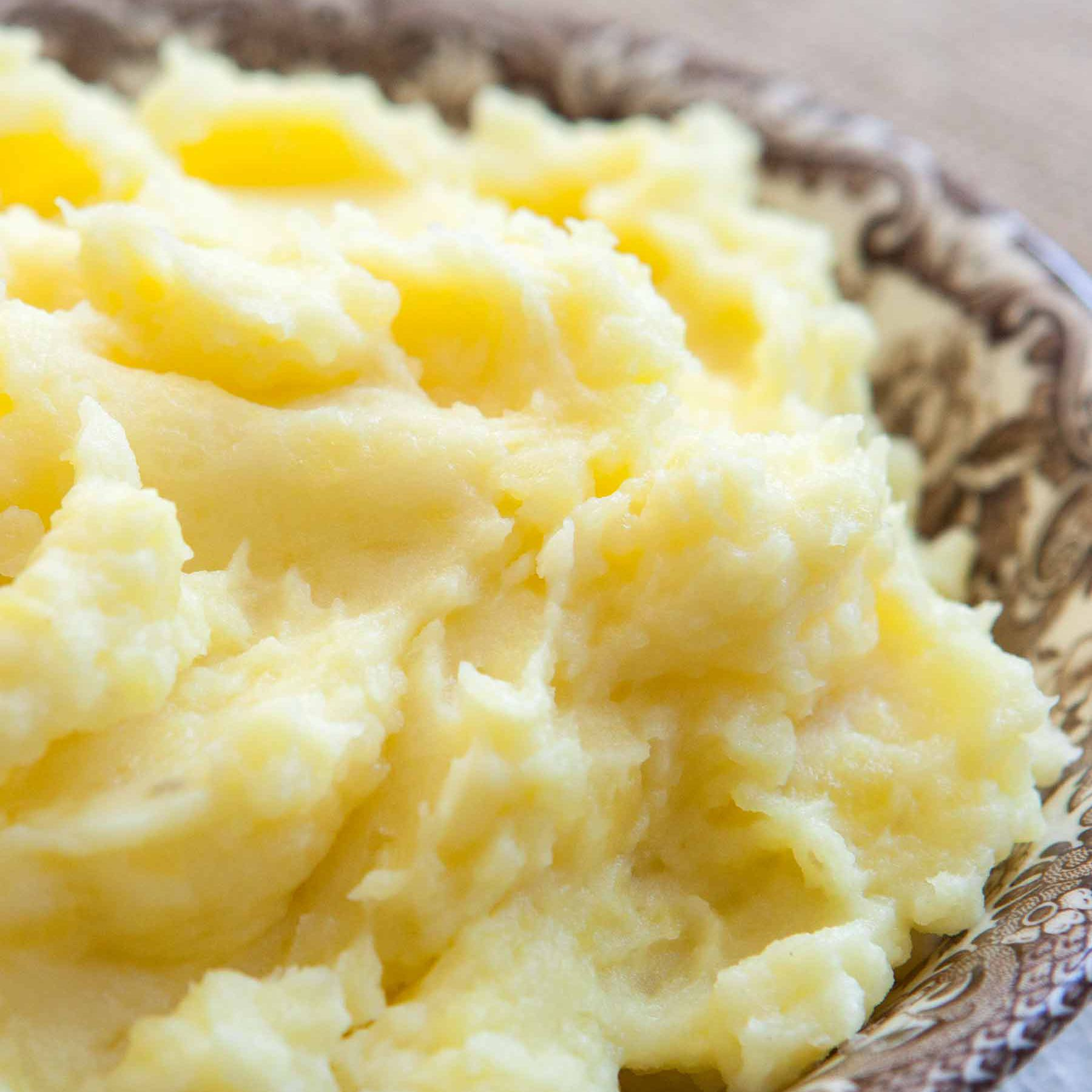 Perfect Mashed Potatoes Recipe With Video