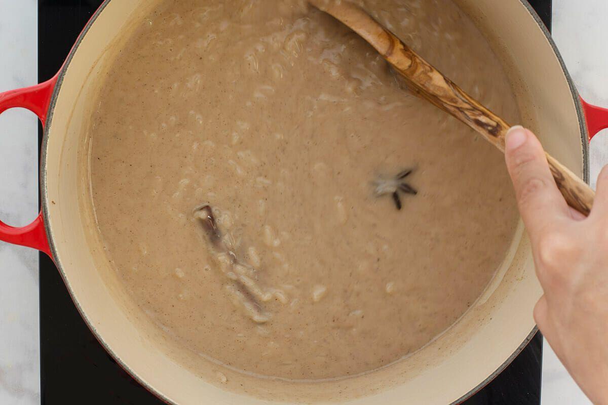 Easy Vegan Rice Pudding