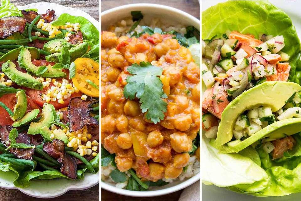 June Week 1 Meal Plan