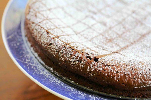 Chipotle Chocolate Cake
