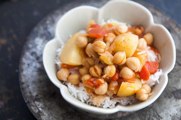 Chickpea Potato Curry