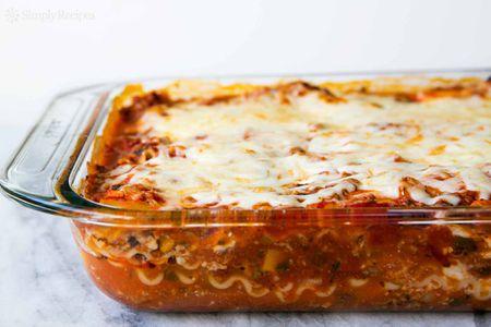 The Best Lasagna Recipe Simple Classic