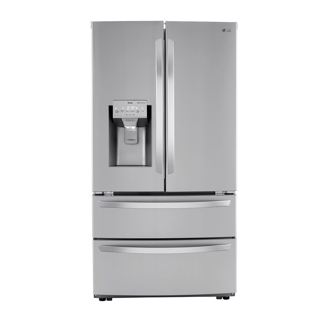 LG-LRMXS2806S-28-Cubic-Foot-Smart-Double-Freezer-Refrigerator-with-Craft-Ice
