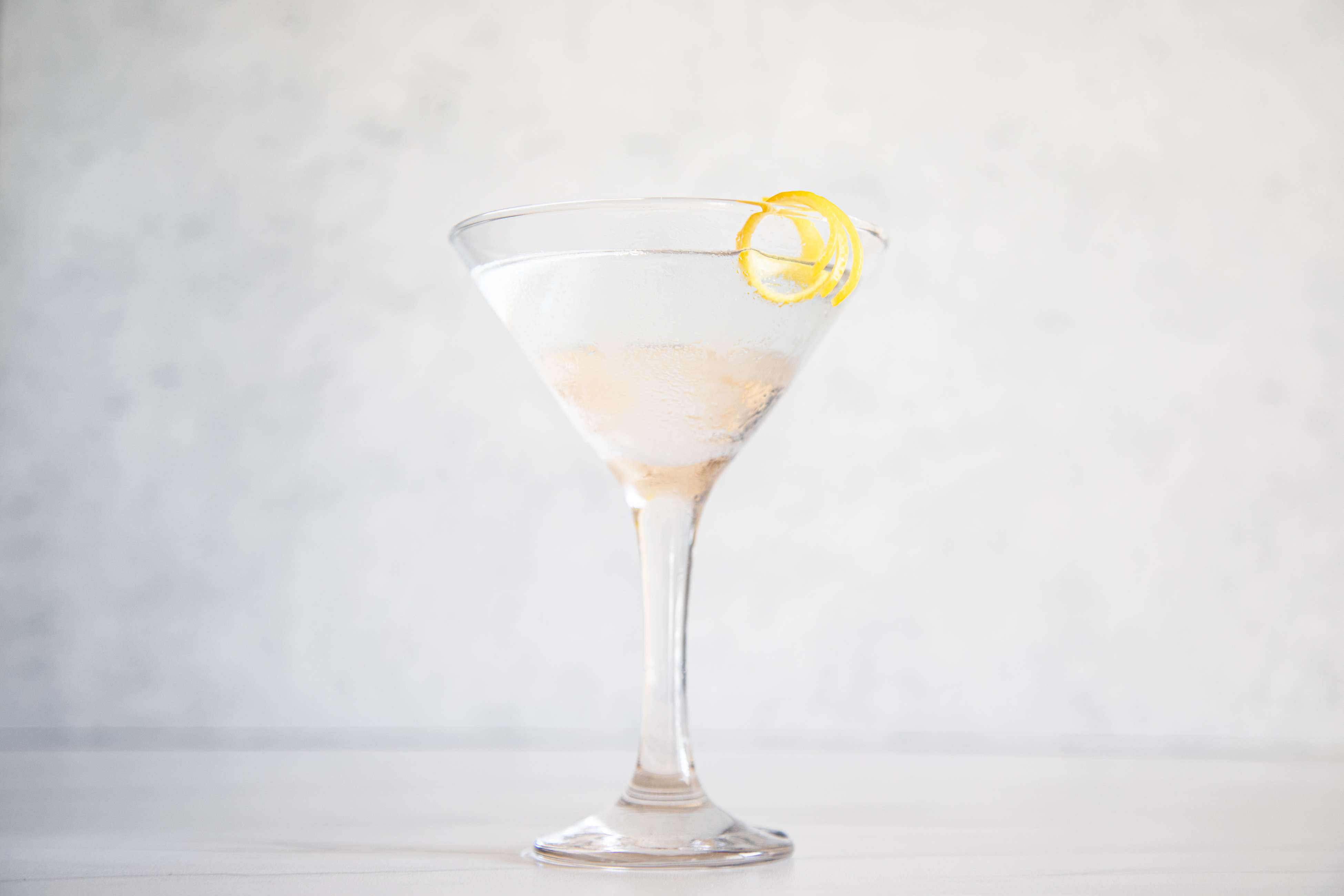 The 50/50 is the Perfect Martini